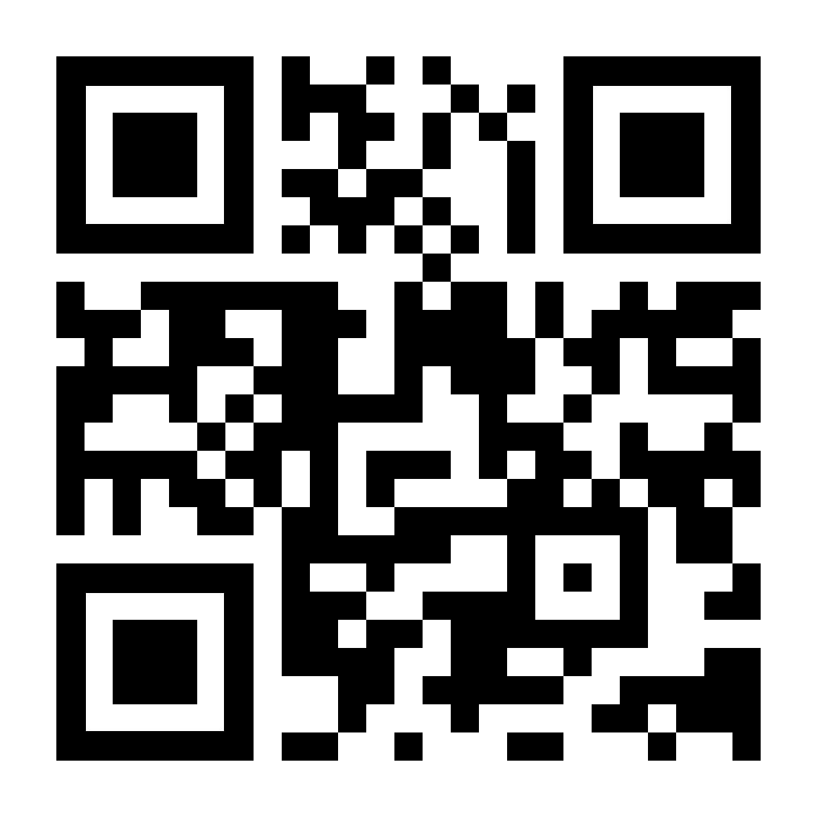 Código QR vinculado a kaspersky.es